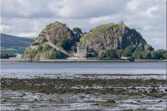 The path will start at Dumbarton Castle