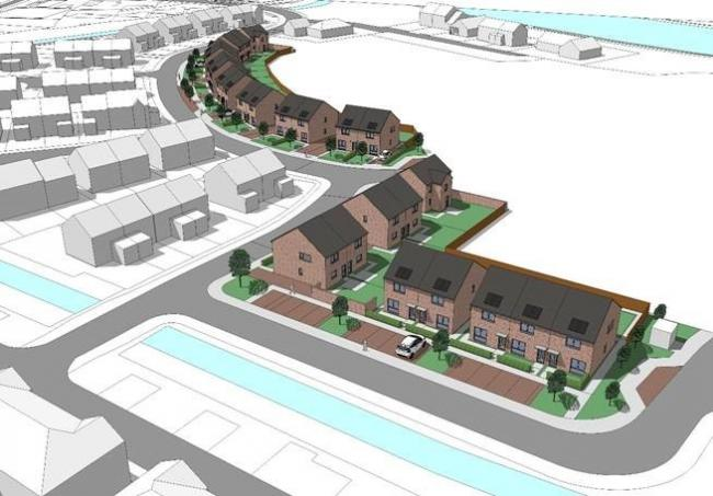 Planning permission has been granted for the homes in Renton
