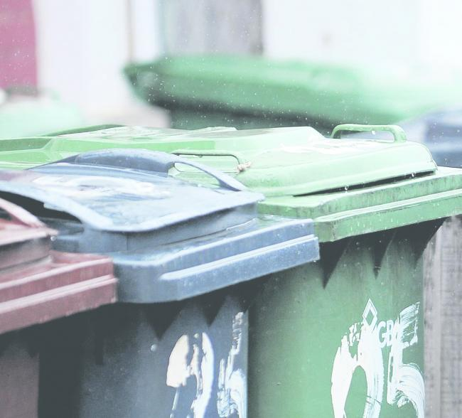 WD Council is set to sign a deal for new Wheelie bins