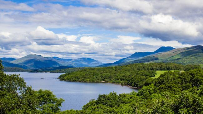Plans for a wedding venue at Loch Lomond have been rejected