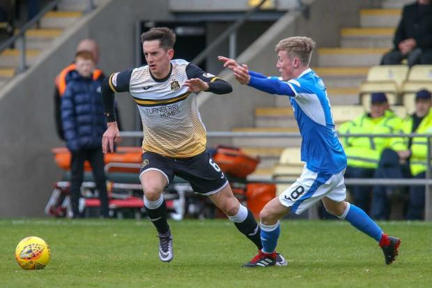 Sonstrust Player of the Year Carswell has signed a one-year extension last month