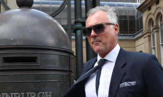 Former Blue Peter presenter John Leslie charged with sexual offence