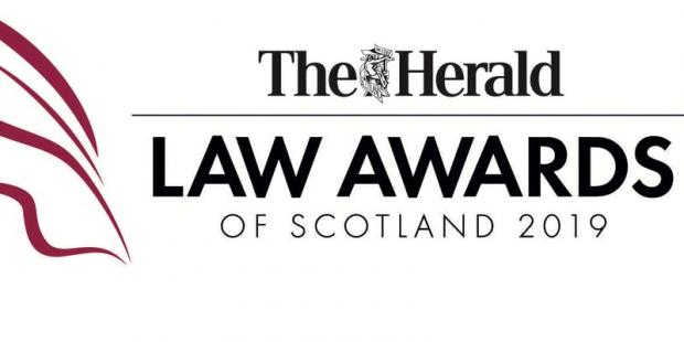 Dumbarton and Vale of Leven Reporter: Register for The Herald's 2019 Law Awards