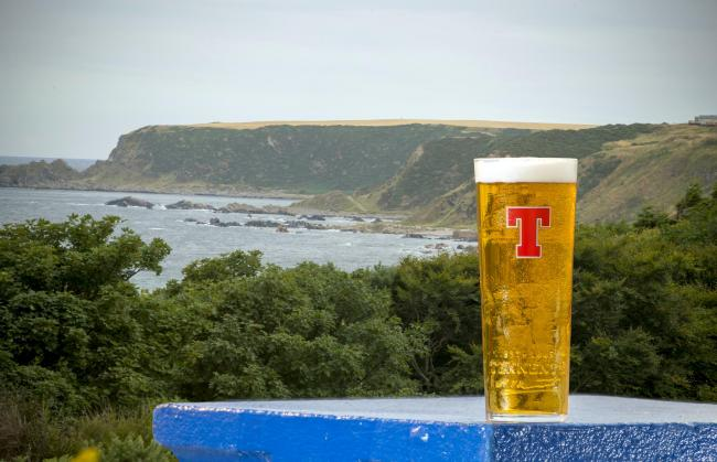 The top 15 best views in Scotland to take in with a pint have been announced