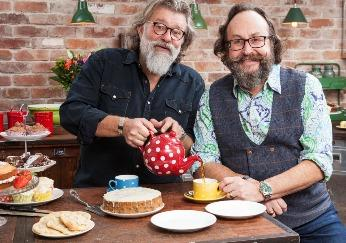 The Hairy Bikers are backing the MS Society's Cake Break fundraiser