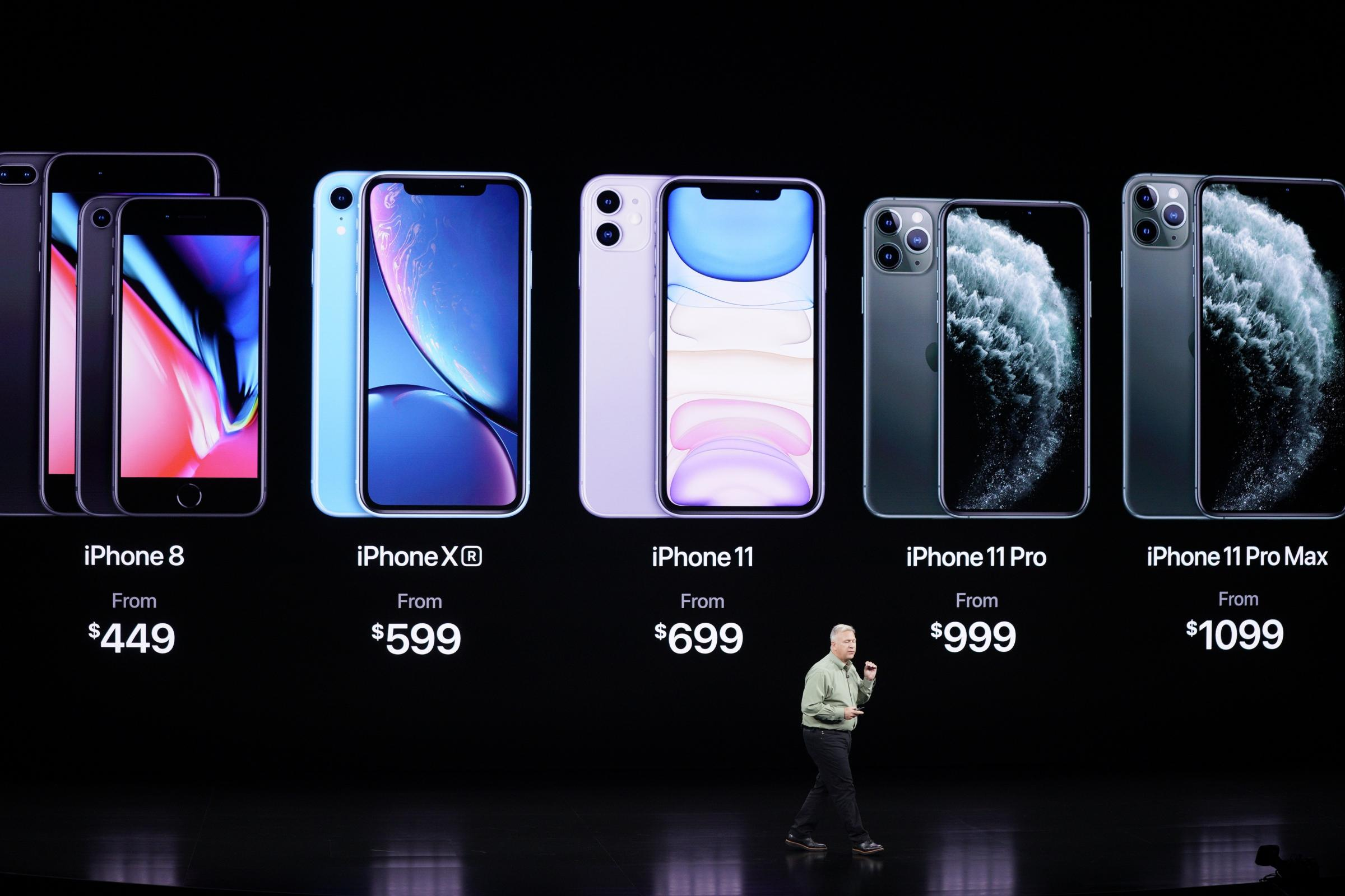All the key announcements from Apple's live event