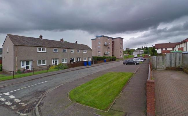 Craig Avenue, where the incident happened (Photo - Street View)