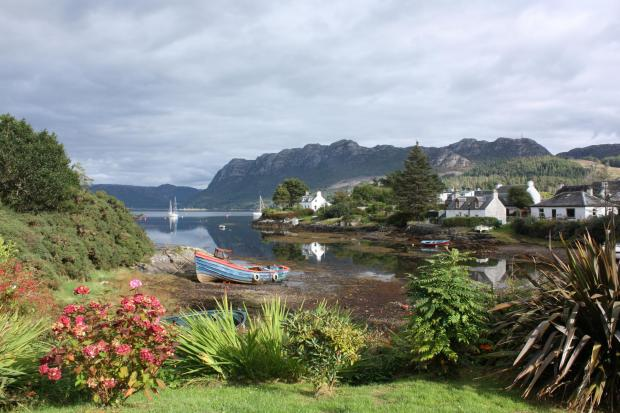 Dumbarton and Vale of Leven Reporter: Plockton, Wester Ross