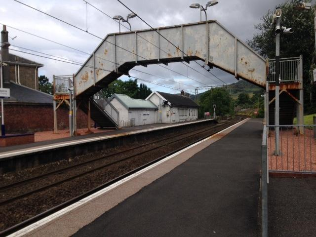 The man was robbed as he left Kilpatrick station