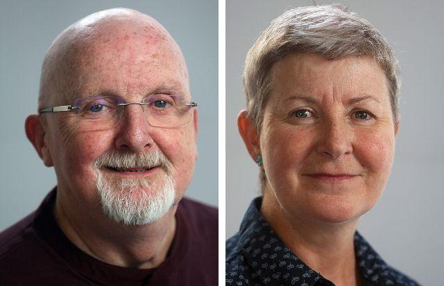 Councillors Jim Bollan and Diane Docherty clashed over the holidays
