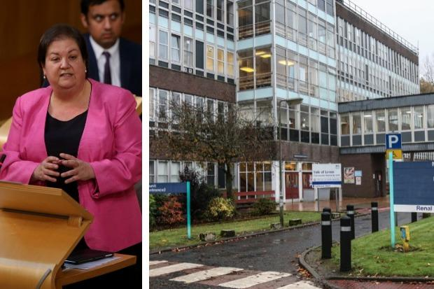 Jackie Baillie has renewed her call for the chairman and chief executive of NHS Greater Glasgow and Clyde to be sacked after board announced that the out-of-hours GP service at the Vale of Leven Hospital has been temporarily cut back