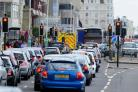 Drivers in Brighton and Hove are the second most stressed in the UK, a new study has found