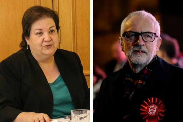 "Jackie Baillie MSP called on Jeremy Corbyn to resign after Labour's ""catastrophic"" General Election performance"