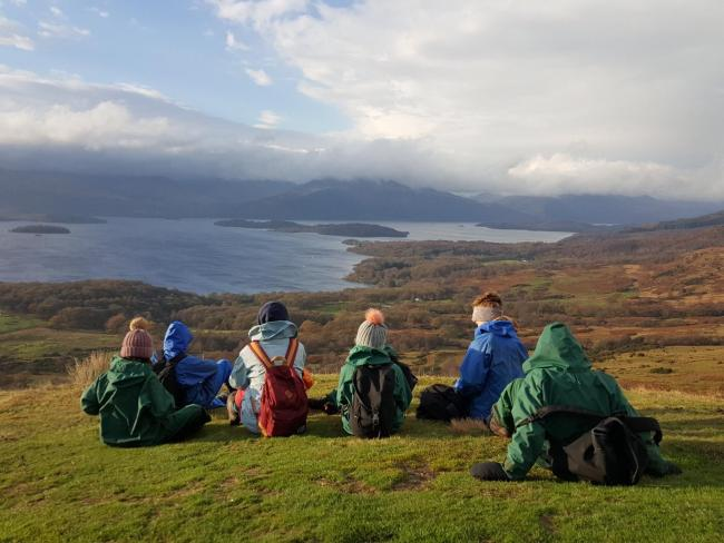 The Blairvadach centre has provided outdoor education opportunities for generations of Glasgow schoolchildren