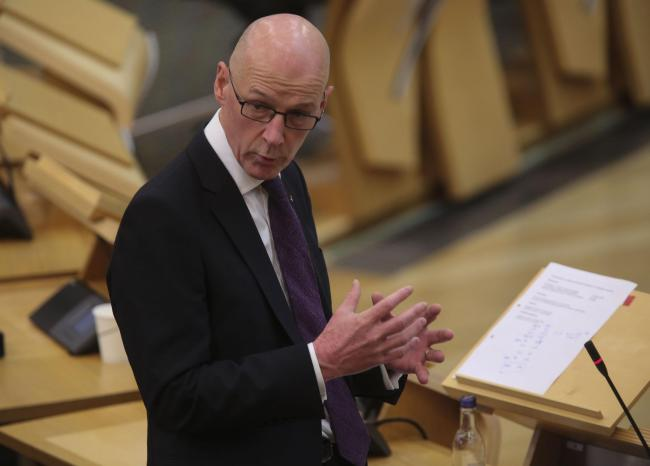 Deputy First Minister and Education Secretary John Swinney says the new term will begin on August 11