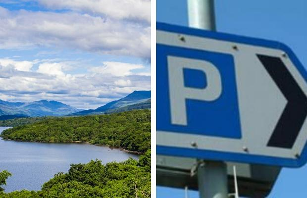 Car parks to reopen but camping a no go
