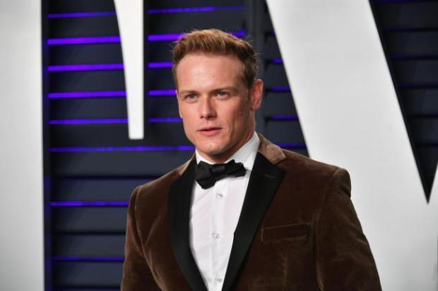 Dumbarton and Vale of Leven Reporter: Sam Heughan