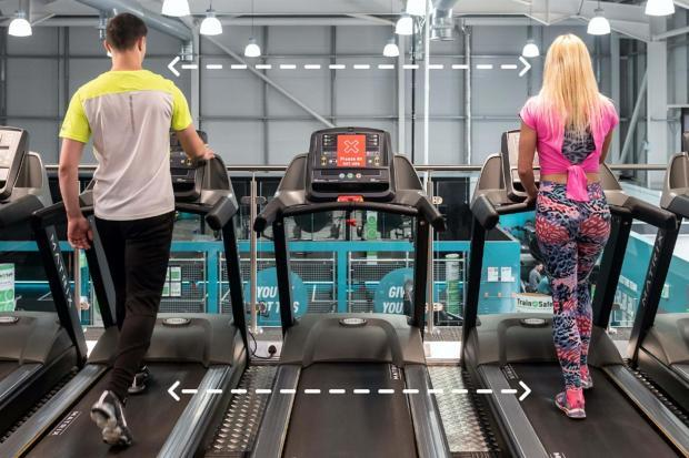When will gyms reopen in Scotland and what changes will be in place?