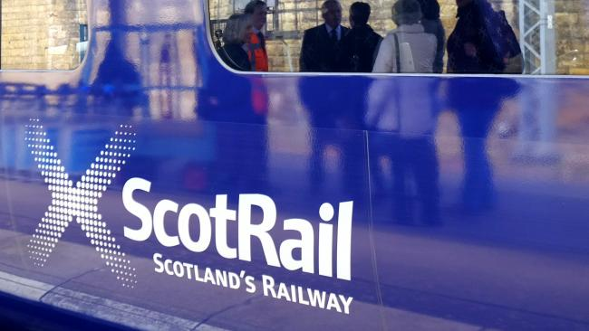 Dumbarton rail services could be disrupted as a result of strike action