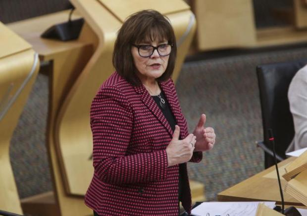 Dumbarton and Vale of Leven Reporter: Health Secretary Jeane Freeman