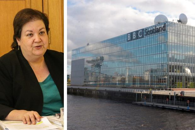 Jackie Baillie MSP says she has not campaigned for an end to the BBC's coverage of the First Minister's briefing