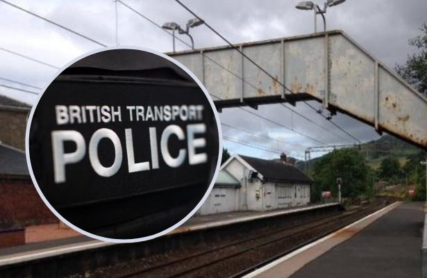 Person dies after being hit by train at Kilpatrick rail station