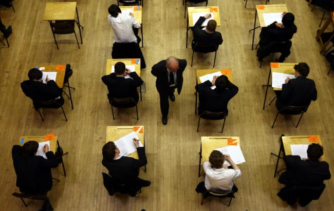 The SQA's system to replace exams cancelled by the pandemic hit poorest schools hardest