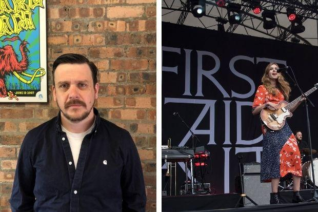 Gareth Russell, who has worked with artists including First Aid was turned down for Event Scotland funding