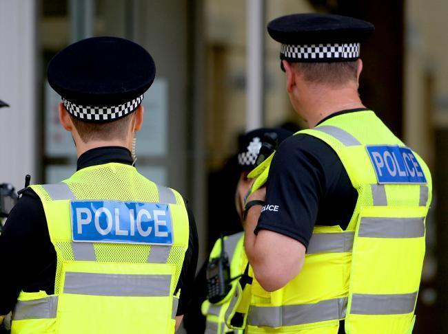 Extra police officers will be on patrol from 6pm tonight