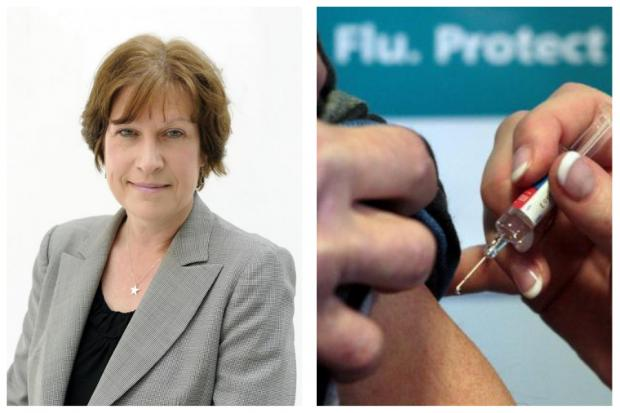 'We're sorry': NHS chiefs apologise for flu vaccine delays