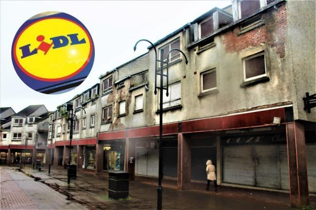 Cllr Caroline McCallister presented a motion asking Lidl to reconsider their store