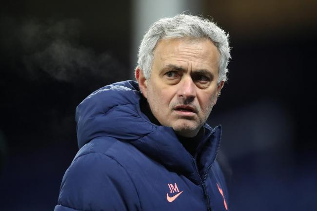 Jose Mourinho is determined to turn around Spurs' fortunes