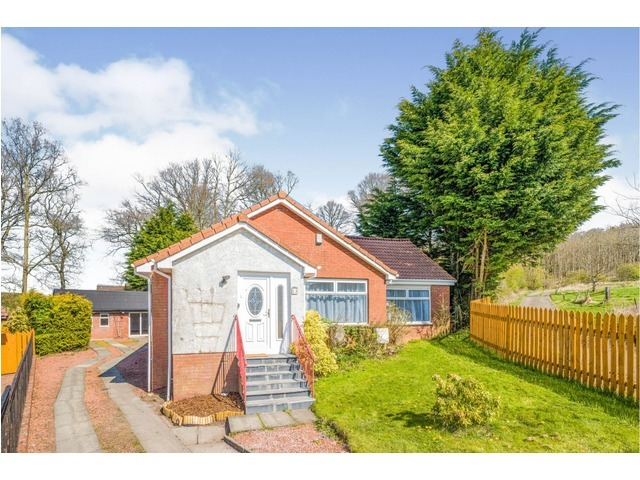 This four bedroom bungalow allows the buyer to get creative