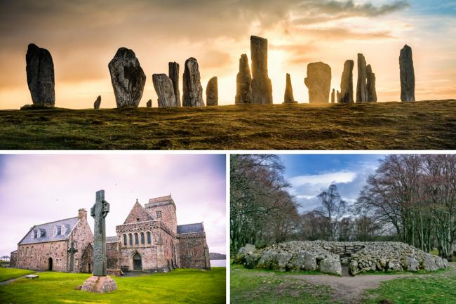 Scotland's top ancient attractions