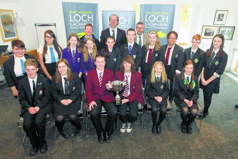 Vale of Leven Academy pupils argue their way to success   Dumbarton