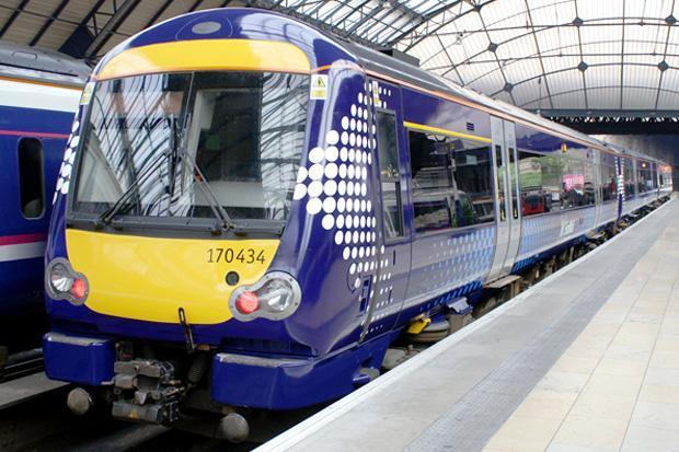 Capacity on trains to and from Balloch is reduced