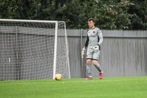 Dumbarton goalkeeper leaves Sons to join police