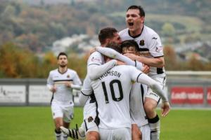 Mark Docherty admits bust-up cost him his Dumbarton future