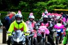 Breast Way Round participants roar in at last year's event