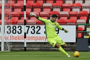 Dumbarton goalkeeper Alan Martin agrees two-year deal with Championship rivals Queen of the South