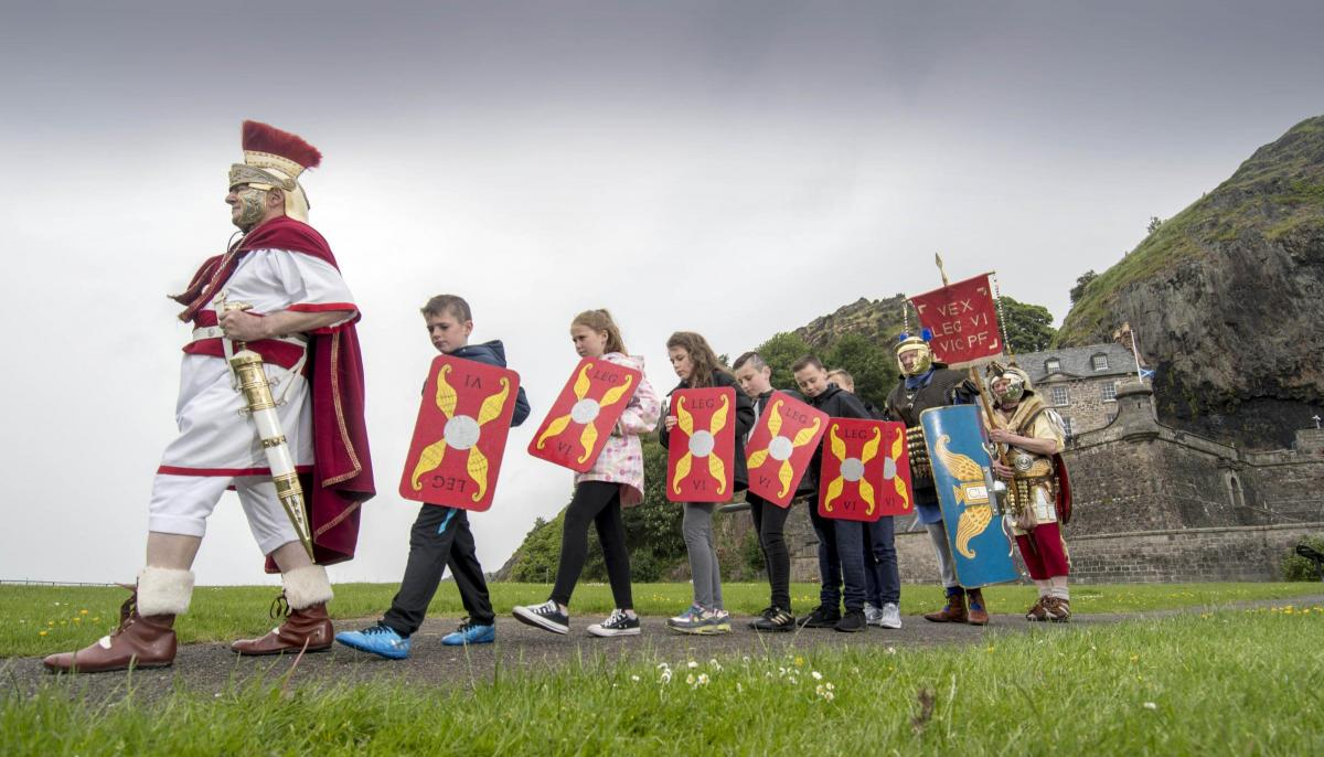 Rock of Ages history event revisits Dumbarton this weekend