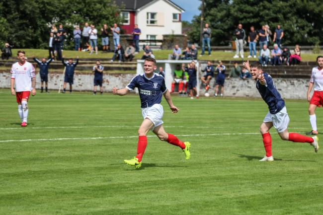 Vale of Leven 3 Johnstone Burgh 0: Stewart hits first half hat-trick as Vale ease to victory