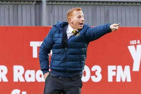 Aitken has led Dumbarton to just two wins from their opening nine matches