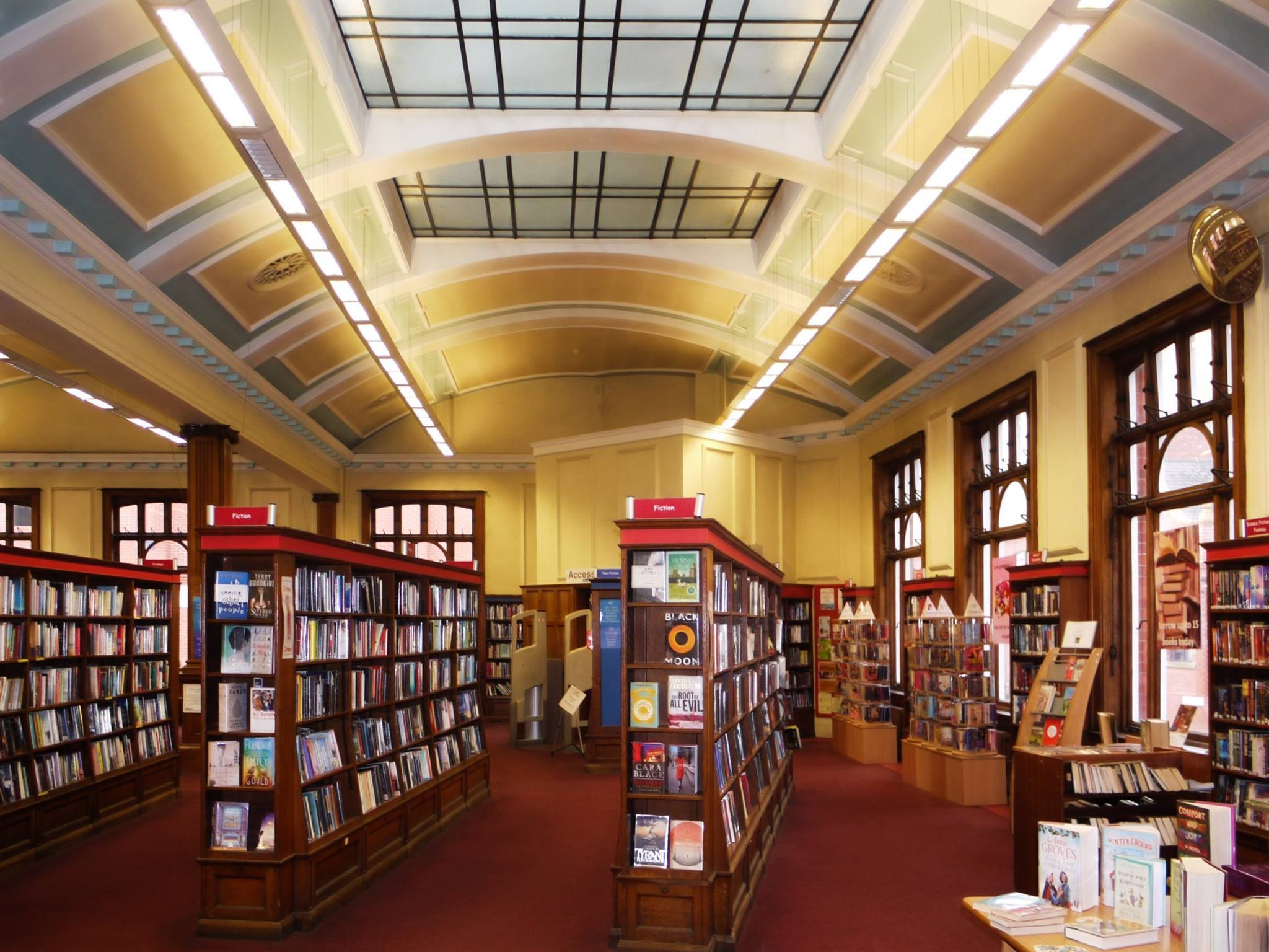 Could library opening  hours be reduced?