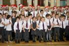 The pupil's put on a great show