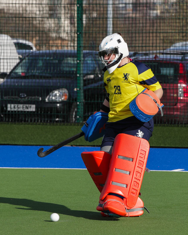 Goalkeeper picked for Commonwealth Games