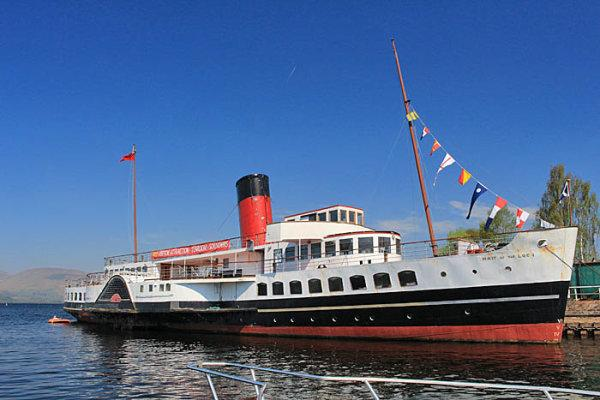 Maid of the Loch restoration given huge boost with news of £950k Scottish Government grant