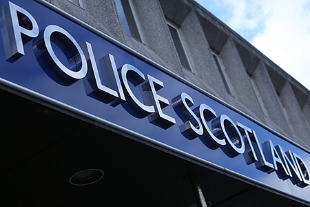 Police Scotland has conducted around 200 planned raids a year in relation to cannabis
