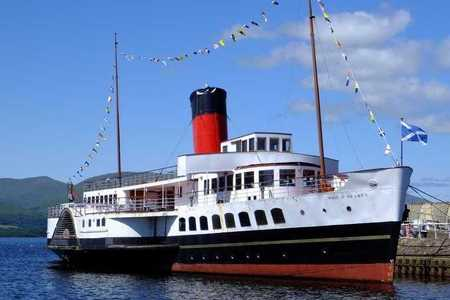 The charity want to get the paddle steamer sailing once again