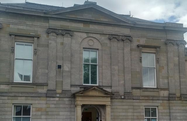 Dumbarton man spared jail after admitting to attack in town centre